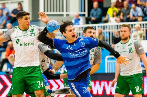 DJK Rimpar Wölfe vs. TSV Bayer Dormagen