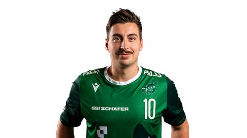 Lukas Böhm DJK Rimpar Wölfe