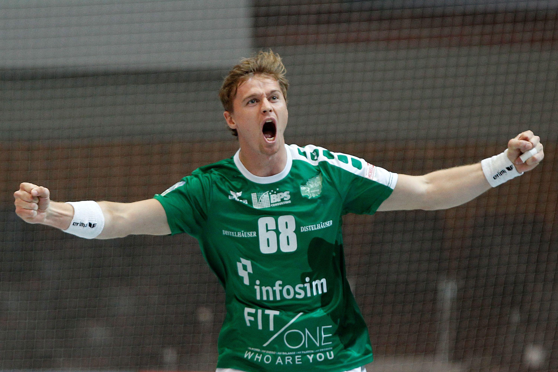 DKB 2. Handball-Bundesliga, DJK Rimpar Wölfe - TV 1893 Neuhausen