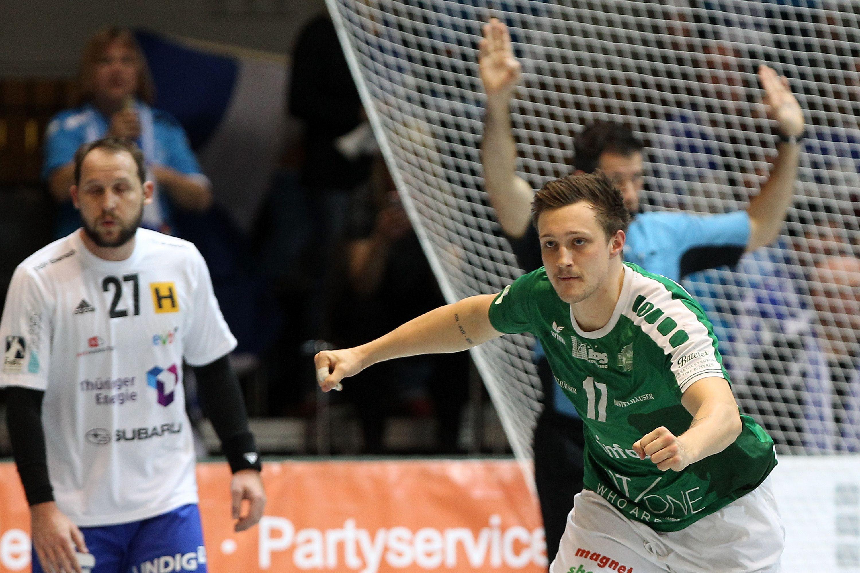 DKB 2. Handball-Bundesliga, DJK Rimpar Wölfe - ThSV Eisenach