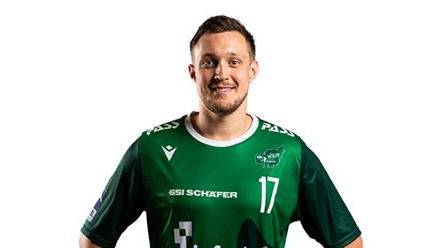Patrick Schmidt DJK Rimpar Wölfe