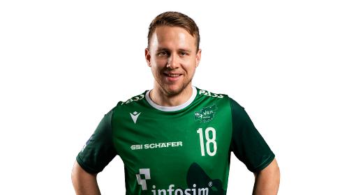 Steffen Kaufmann DJK Rimpar Wölfe