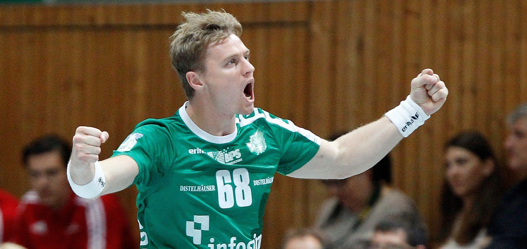 DKB 2. Handball-Bundesliga, DJK Rimpar Wölfe - TSG Lu-Friesenheim