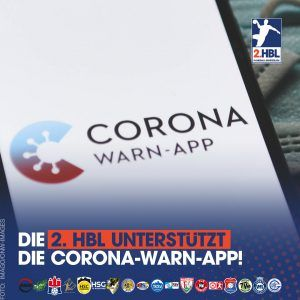 Die HBL unterstützt Warn-App gegen Corona