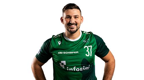 David Kovacic DJK Rimpar Wölfe