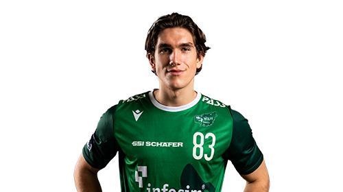 Alexander Merk DJK Rimpar Wölfe