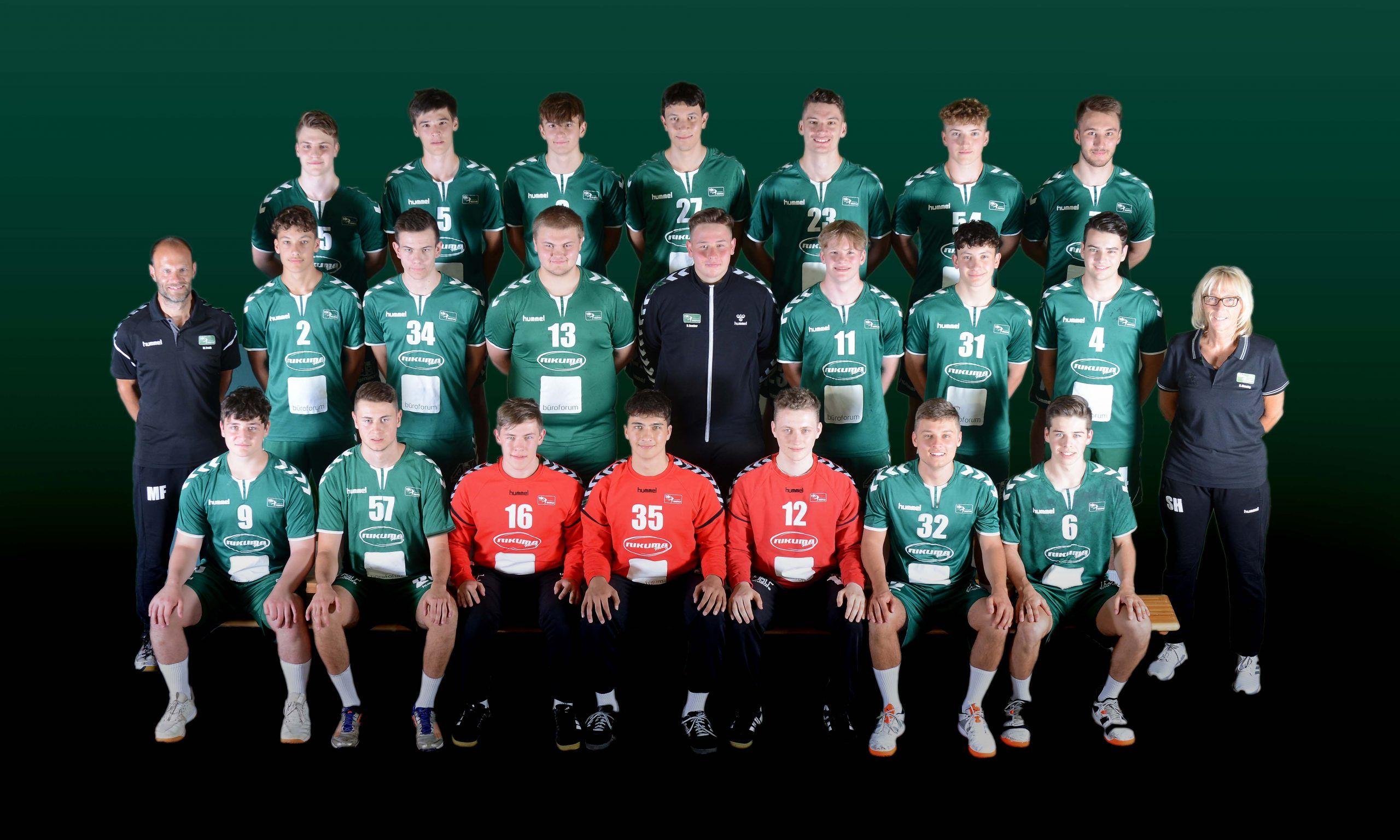 männliche A-Jugend Bayernliga
