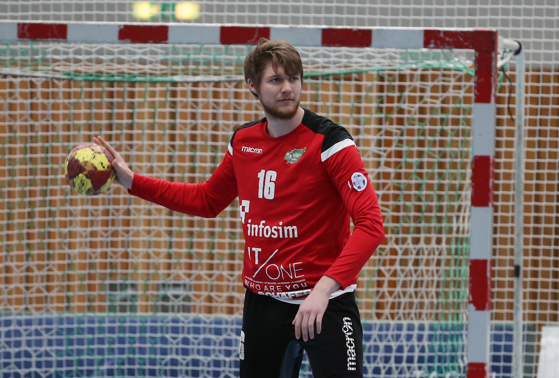 DKB 2. Handball-Bundesliga, DJK Rimpar Wölfe - VfL Eintracht Hagen