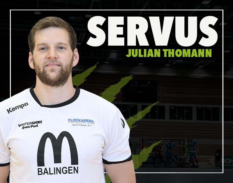 Vorstellung Wölfe-Trainer Julian Thomann
