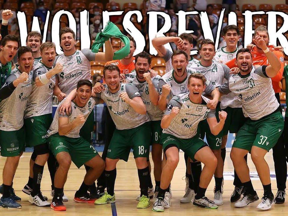 Sieg der Wölfe in Dessau