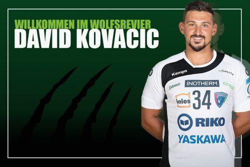 David Kovacic hat internationale Klasse und will im Wolfsrevier den nächsten Schritt machen