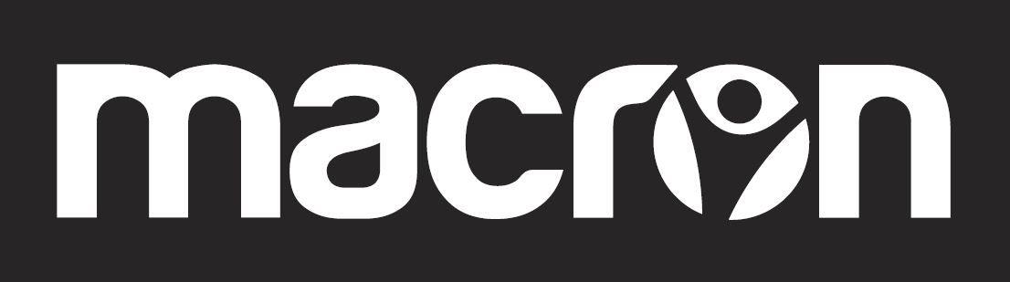 Logo Macron negativ