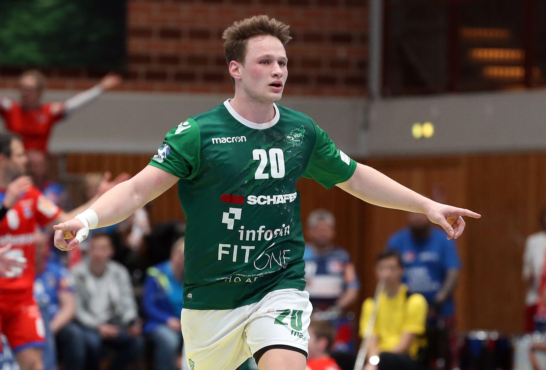 DKB 2. Handball-Bundesliga, DJK Rimpar Wölfe - HBW Balingen-Weilstetten