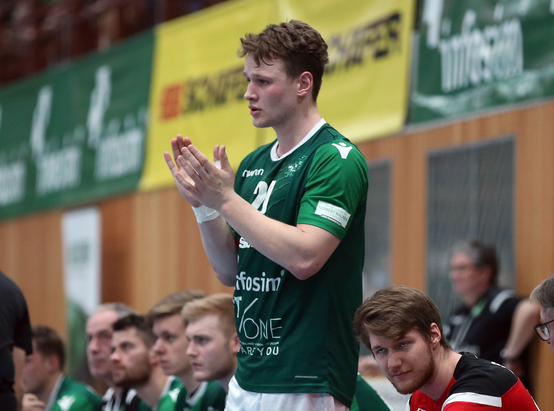 DKB 2. Handball-Bundesliga, DJK Rimpar Wölfe – TV Grosswallstadt