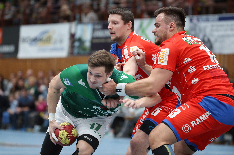 DKB 2. Handball-Bundesliga, DJK Rimpar Wölfe – HBW Balingen-Weilstetten