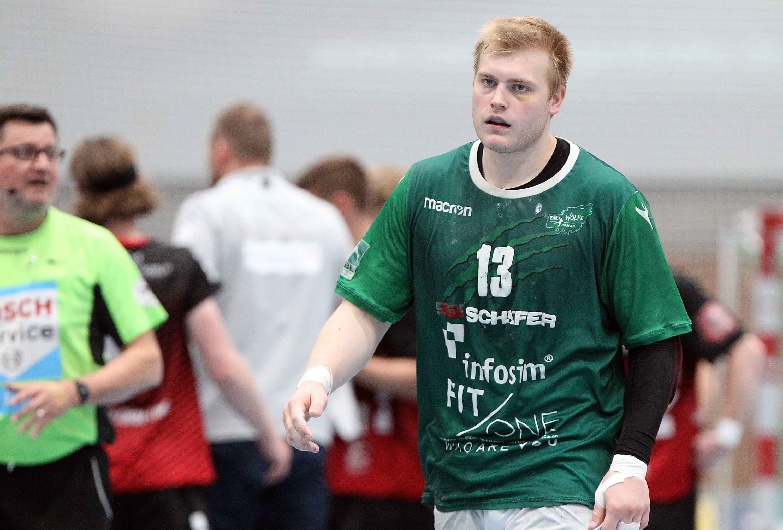DKB 2. Handball-Bundesliga, DJK Rimpar Wölfe - HSG Nordhorn-Lingen