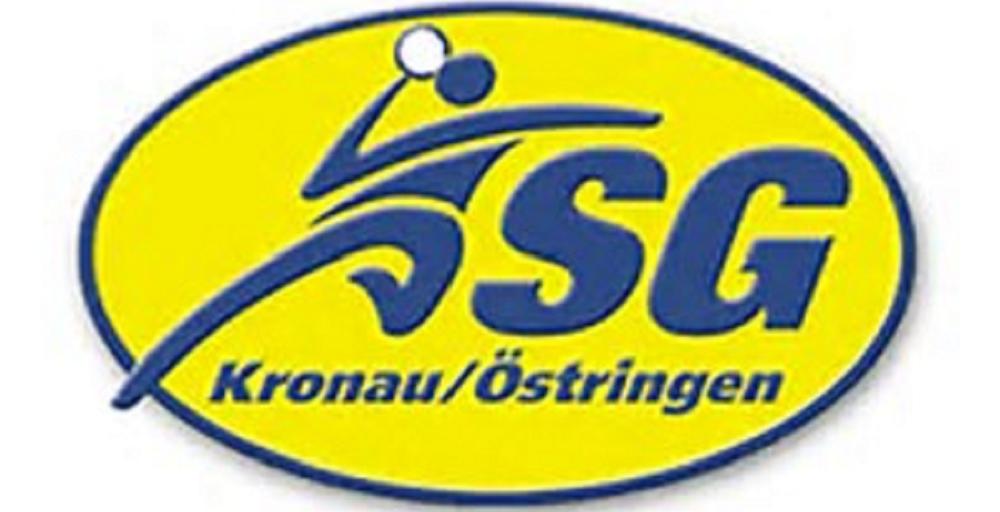 SG Kronau-Östringen Logogröße