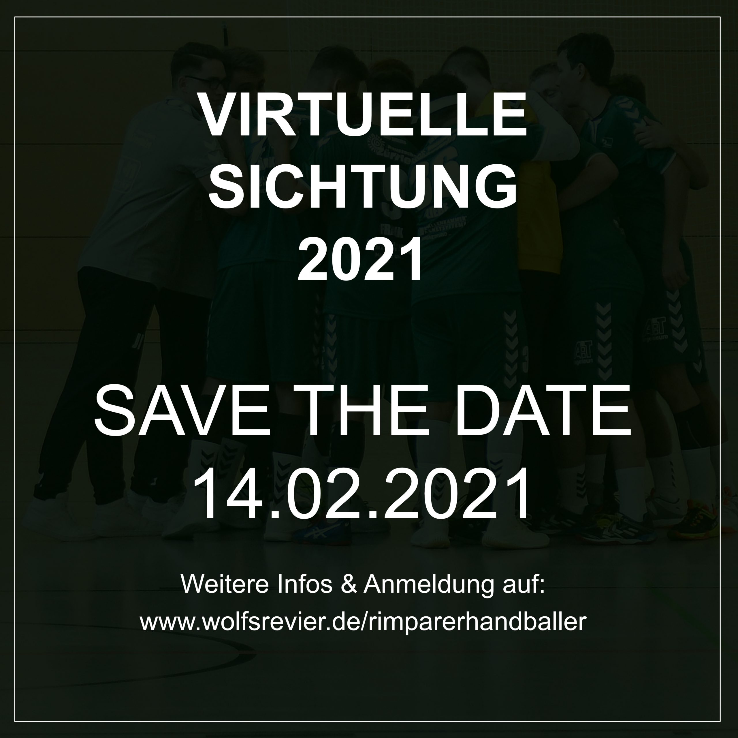 Virtuelle Sichtung 2021