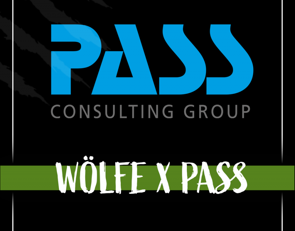 Kooperation Wölfe und Pass Consulting