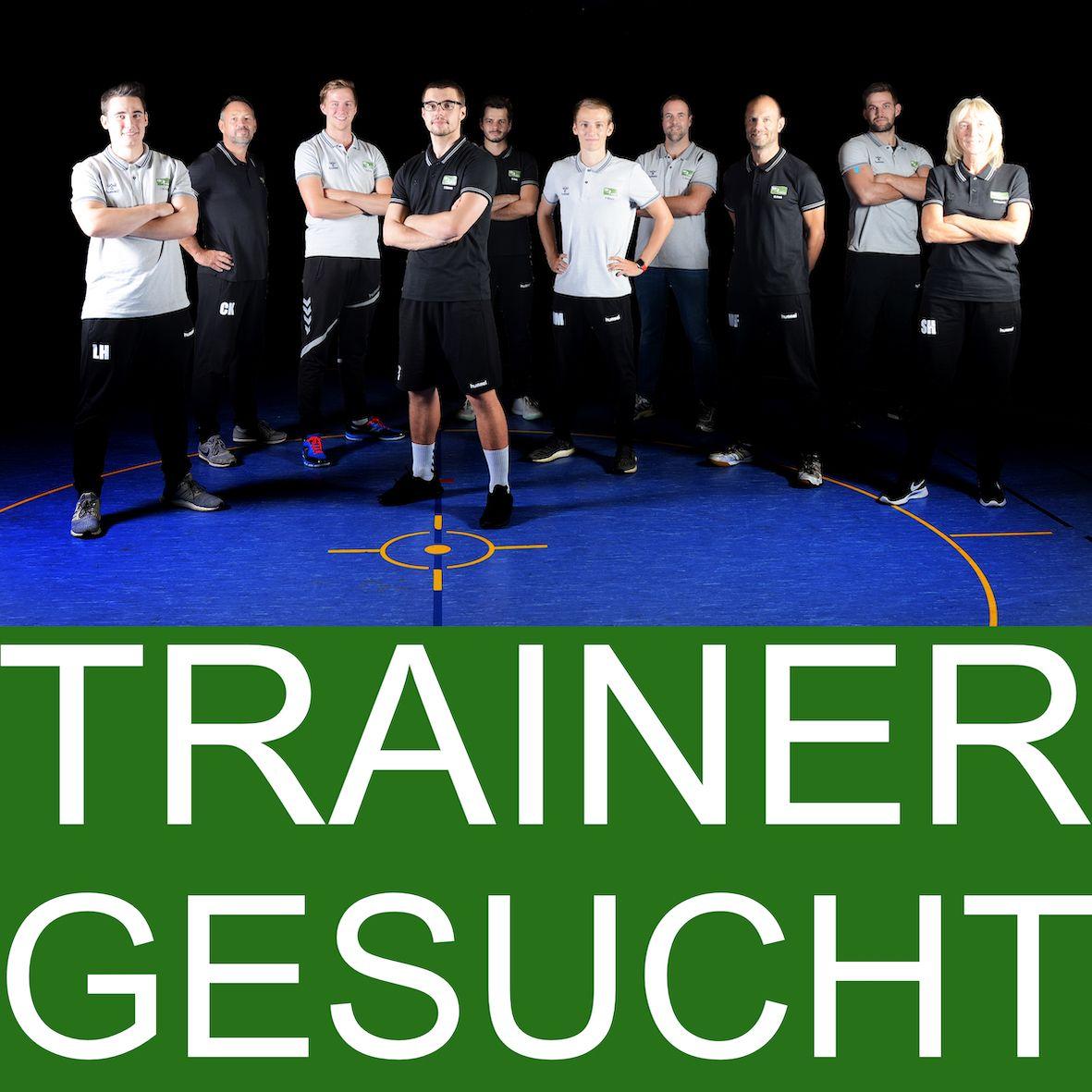 Trainergesucht