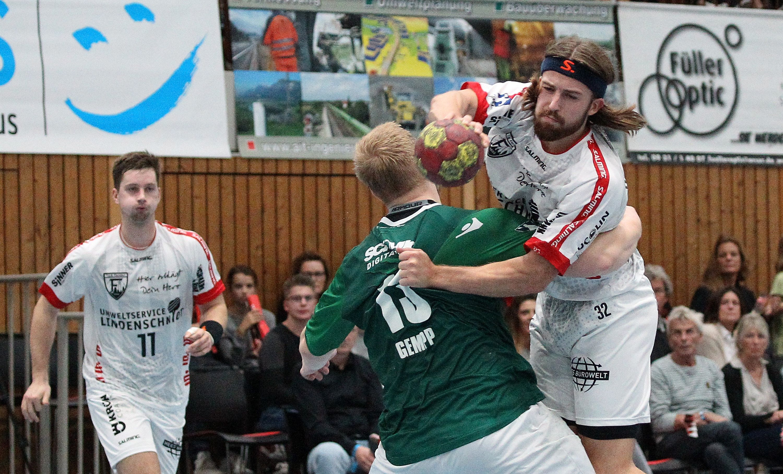 DKB 2. Handball-Bundesliga, DJK Rimpar Wölfe - TuS Ferndorf