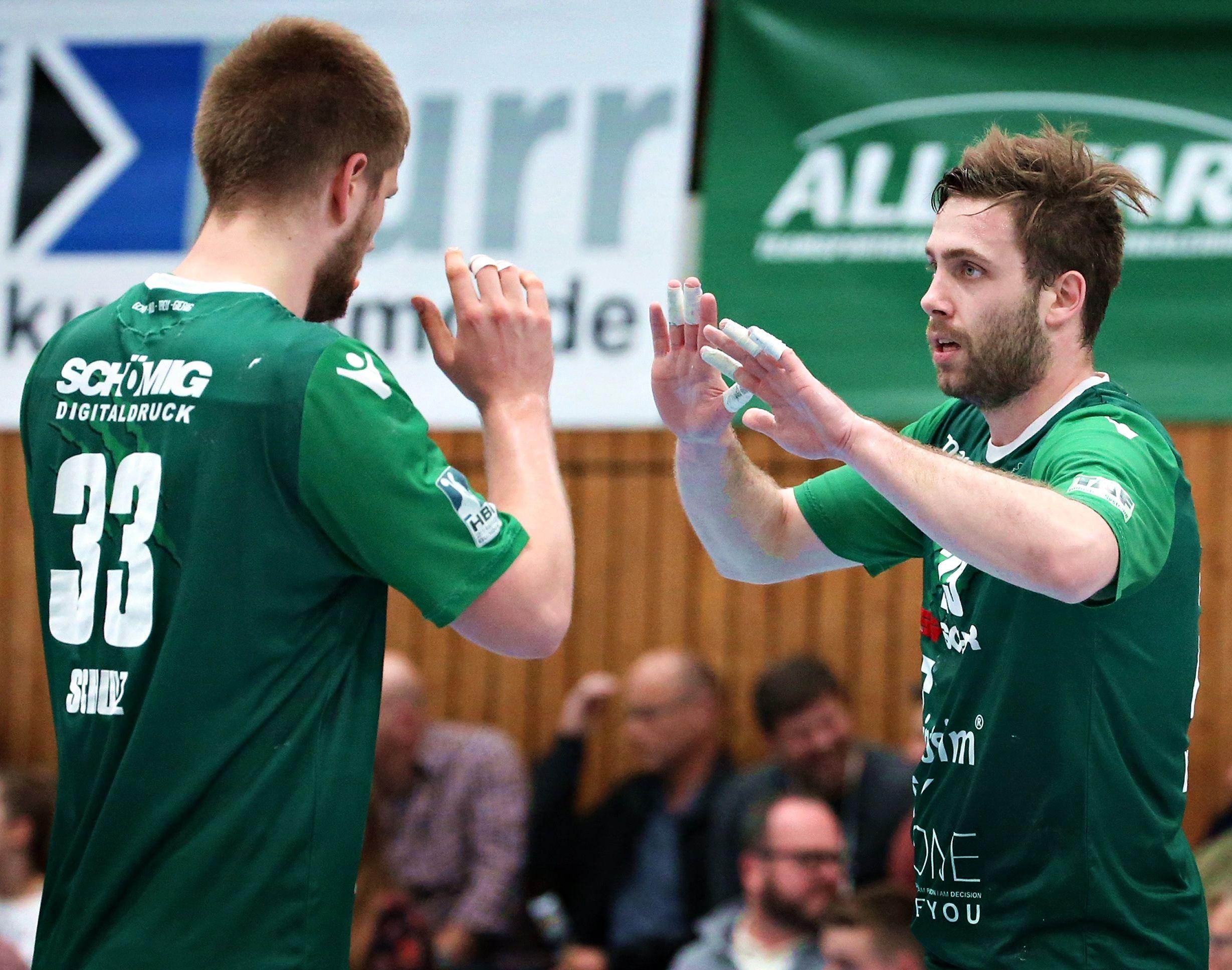 DKB 2. Handball-Bundesliga, DJK Rimpar Wölfe – Handball Sportverein Hamburg