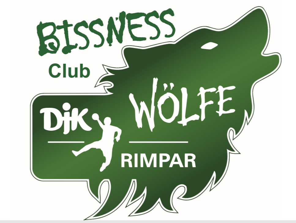 Wölfe Bissnes-Club Logo