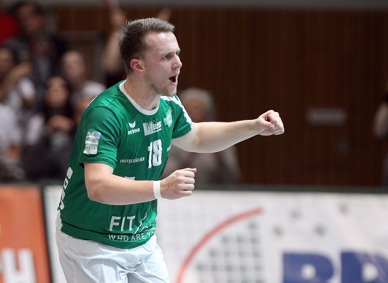 DKB 2. Handball-Bundesliga, DJK Rimpar Wölfe – SG BBM Bietigheim