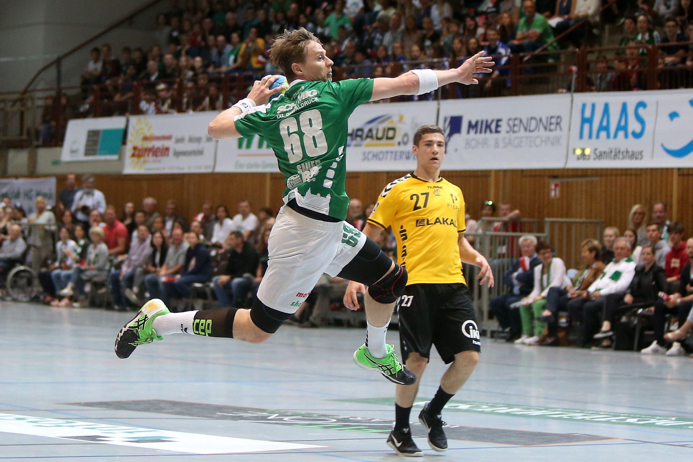 DKB 2. Handball-Bundesliga, DJK Rimpar Wölfe – HG Saarlouis