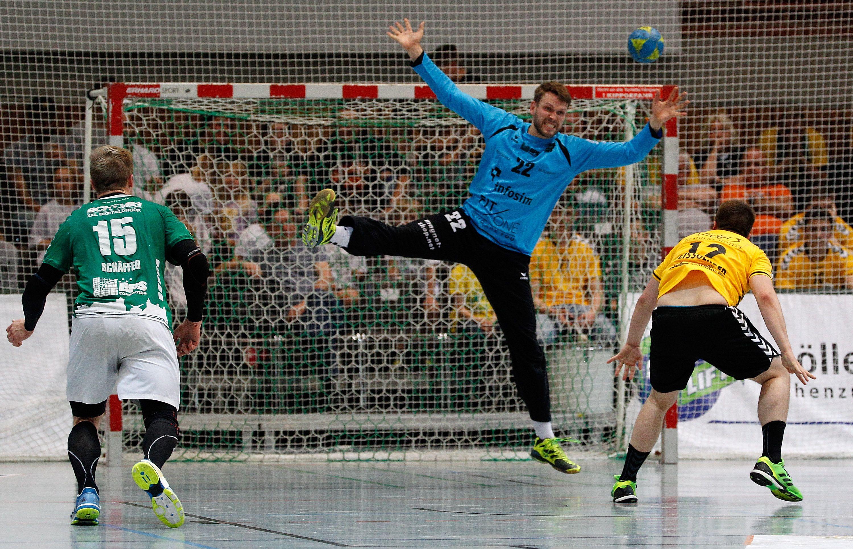 DKB 2. Handball-Bundesliga, DJK Rimpar Wölfe - HG Saarlouis