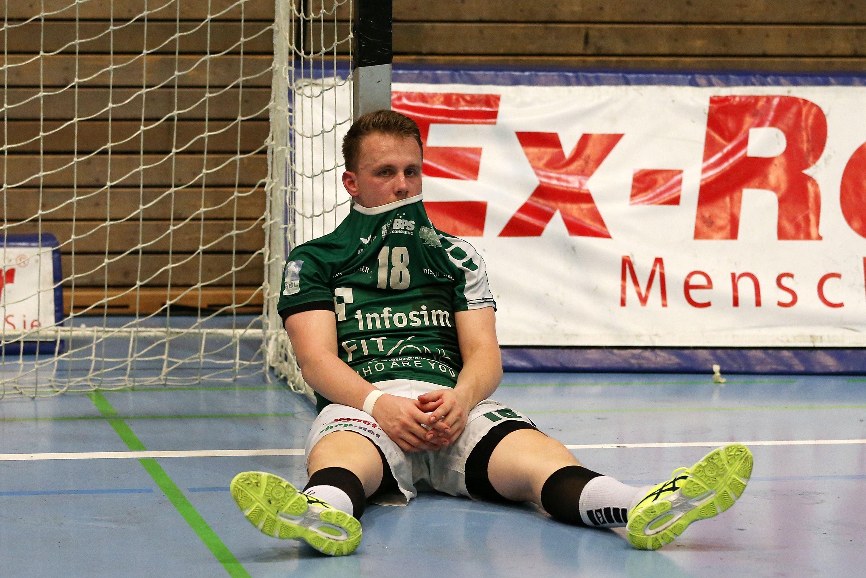 DKB 2. Handball-Bundesliga, VfL Bad Schwartau – DJK Rimpar Wölfe