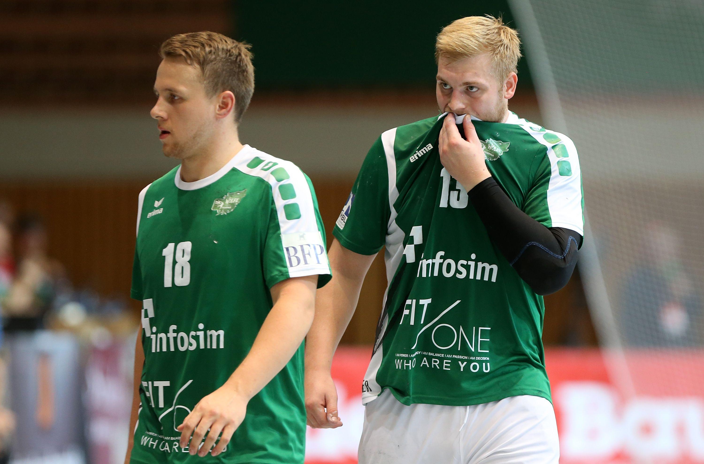 DKB 2. Handball-Bundesliga, DJK Rimpar Wölfe - ASV Hamm-Westfalen