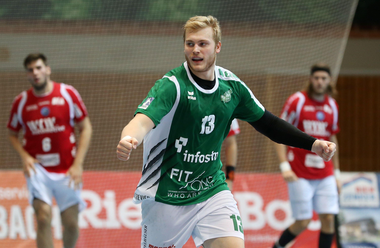 DKB 2. Handball-Bundesliga, DJK Rimpar Wölfe - Bergischer HC