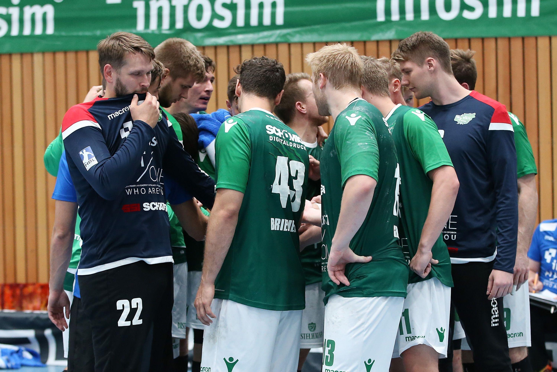 DKB 2. Handball-Bundesliga, DJK Rimpar Wölfe - VfL Lübeck-Schwartau