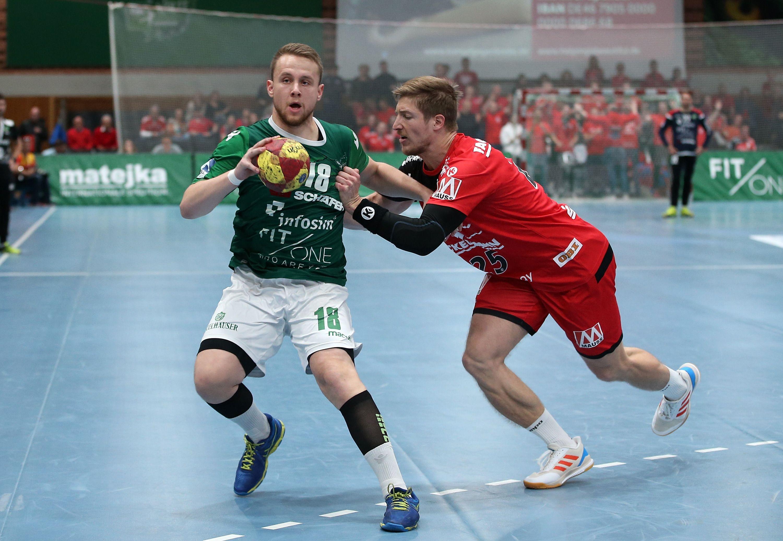 DHB-Pokal Achtelfinale, DJK Rimpar Wölfe – HC Erlangen