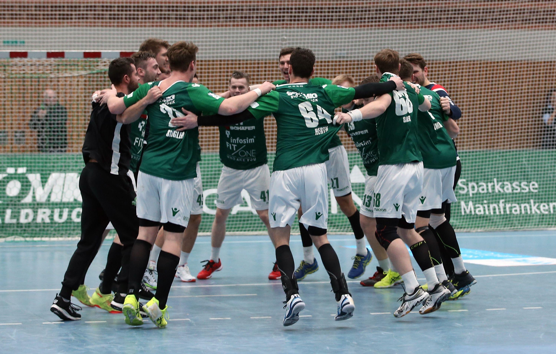 DKB 2. Handball-Bundesliga, DJK Rimpar Wölfe – TuSEM Essen