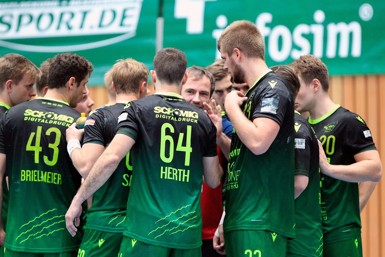 Handball, 2. Bundesliga, DJK Rimpar Wölfe – TSV Bayer Dormagen