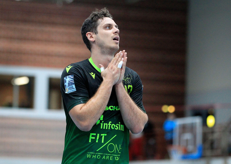 2. Handball-Bundesliga, DJK Rimpar Wölfe – SG BBM Bietigheim