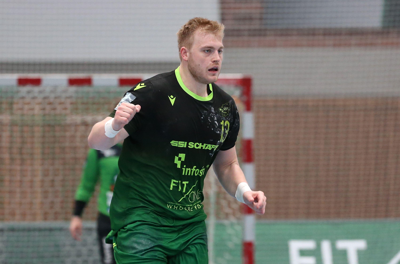 2. Handball-Bundesliga, DJK Rimpar Wölfe - HSG Konstanz