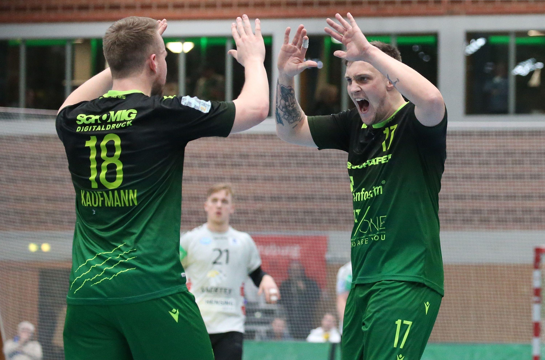 2. Handball-Bundesliga, DJK Rimpar Wölfe - TV Emsdetten