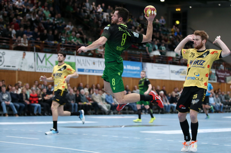 2. Handball-Bundesliga, DJK Rimpar Wölfe – HSG Krefeld