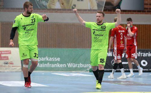 Steffen Kaufmann und Michael Schulz