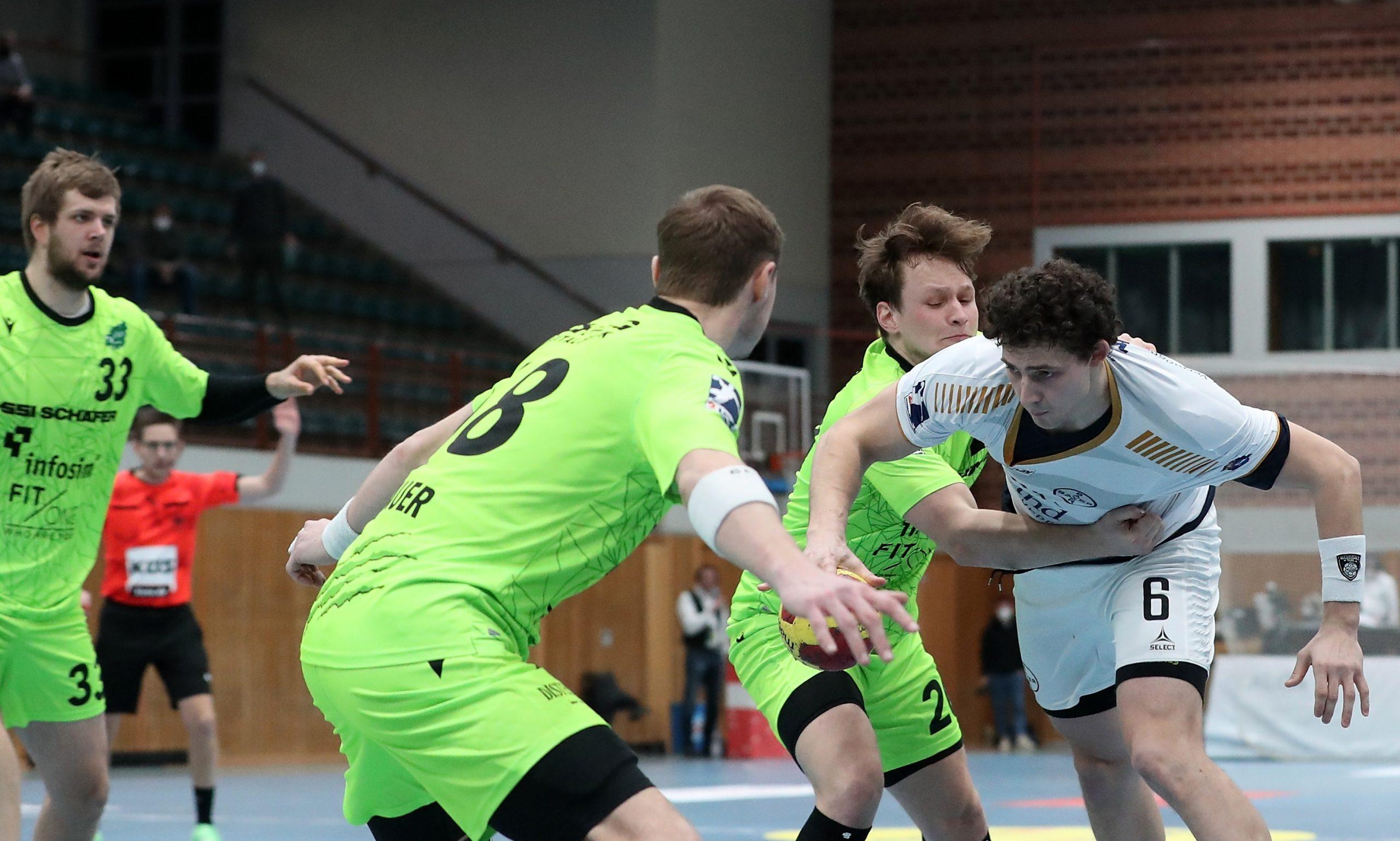 WÖLFE – TSV Bayer Dormagen (23. Februar 2021) – Fotos