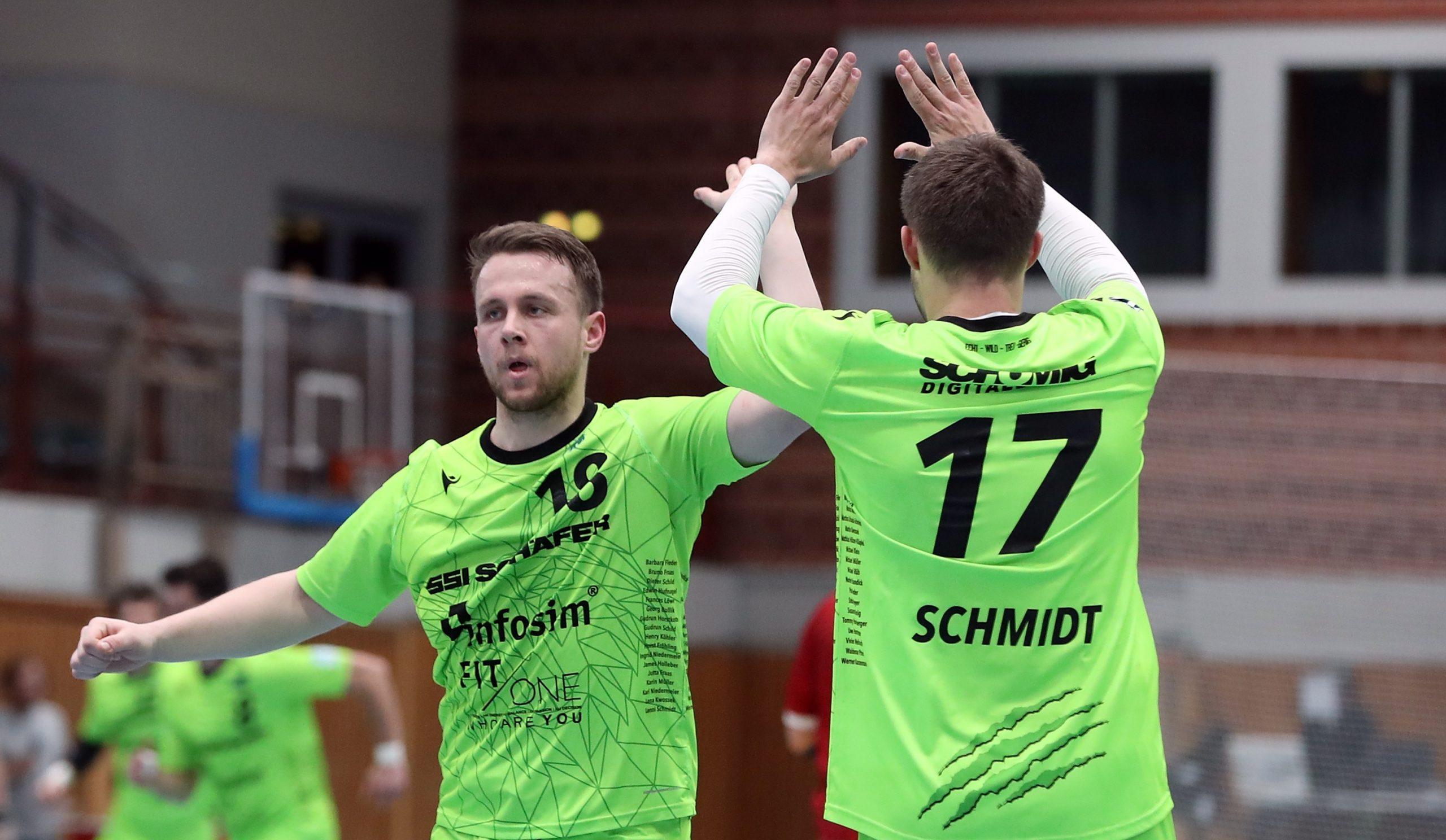 WÖLFE – VfL Lübeck-Schwartau (03. April 2021) – Fotos