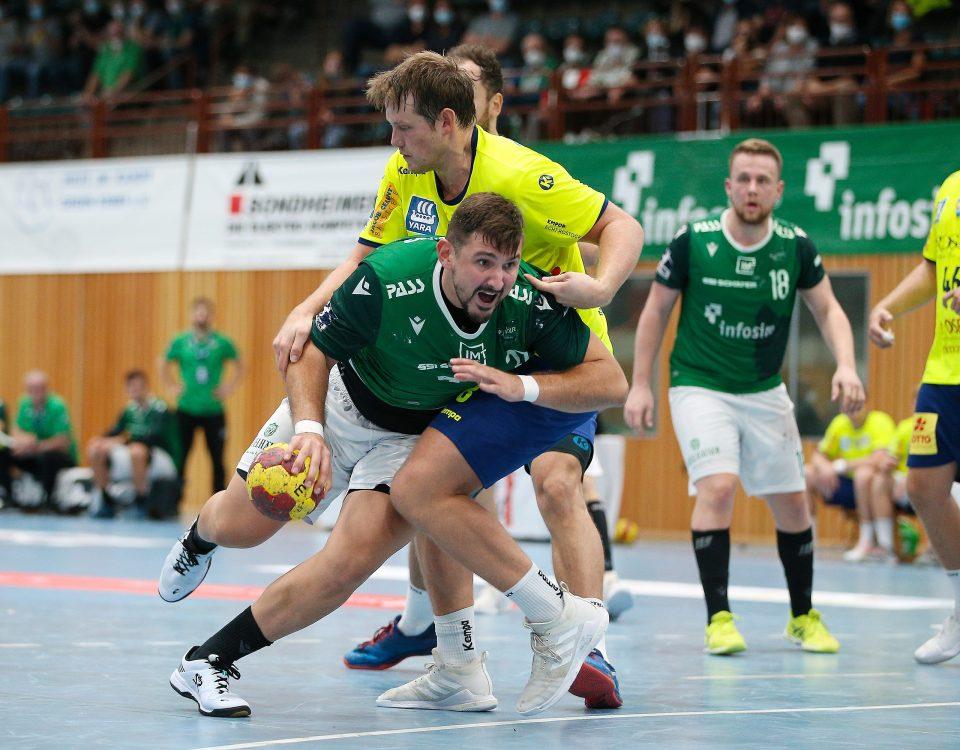 Wölfe vs. HC Empor Rostock